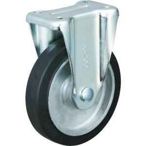 イノアック 牽引台車用キャスター 固定金具付 Φ150 1個 (TR-150AWK)