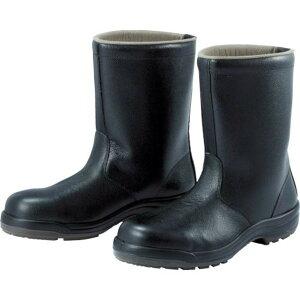 ミドリ安全 ウレタン2層底 安全靴 半長靴 CF140 24.5CM 1足