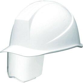 ミドリ安全 環境安全用品 ホワイト 1個 (SC-11BSRA-KP-W)