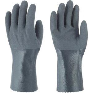 トワロン ニトリルゴム手袋 耐油ニトリルパワーロング LL 1双