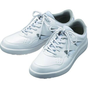 ミドリ安全 超耐滑軽量作業靴 ハイグリップ H−710N 25.5CM 1足
