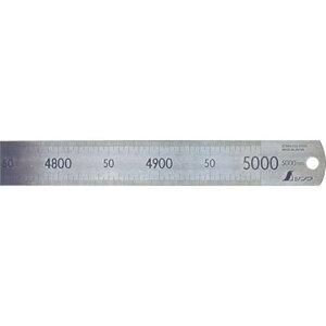 シンワ 直尺ステン5m 1本 (14095)