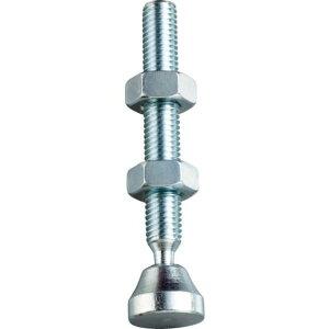 スーパー トグルクランプ用スイベルヘッド付ボルト ねじ寸法:M8×P1.25 1個 (TNS0865)