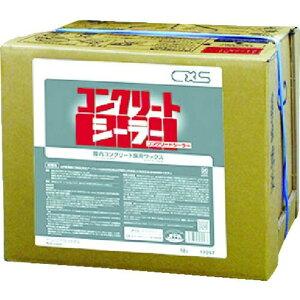 シーバイエス 樹脂ワックス コンクリートシーラー 18L 1個