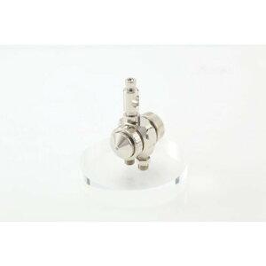 アネスト岩田 液体塗布用自動スプレーガン(小形簡易丸吹)ノズル口径0.5mm 1台