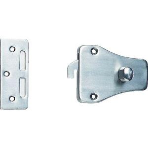 スガツネ工業 (140183255)HC−70ステンレス鋼製引戸面付カマ錠 1S (HC-70)