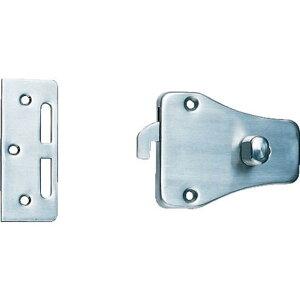 スガツネ工業 (140183254)HC−70Hステンレス鋼製引戸面付カマ錠 1S (HC-70H)