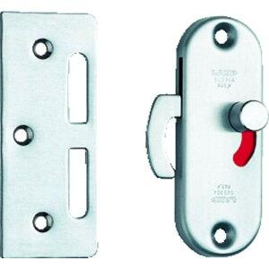 スガツネ工業 (140170074)HC−85SSステンレス鋼製引戸面付カマ錠 1S (HC-85SS)