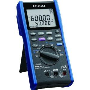 HIOKI デジタルマルチメータ DT4281 1台
