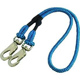フジ矢 布製セーフティーコード(5kgタイプ・ブルー) 1個