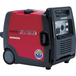 HONDA 正弦波インバーター搭載発電機 2.6kVA(交流/直流) 1台 (EU26IN1JN)