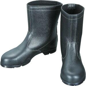 シモン 安全靴 半長靴 AS24 24.5cm 1足