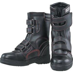 おたふく 安全シューズ半長靴マジックタイプ 23.5 1足