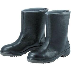 ミドリ安全 安全半長靴 27.0cm 1足