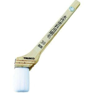 TRUSCO 水性塗料用刷毛 30mm 10号 1本