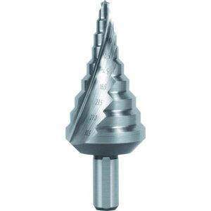 RUKO 2枚刃スパイラルステップドリル 30.5mm 1本