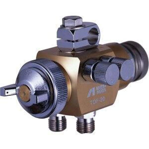 アネスト岩田 液体塗布用自動スプレーガン(大形 簡易) ノズル口径1.5mm 1台