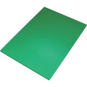 住化 プラダン サンプライHP40060 3×6板ライトグリーン 1枚