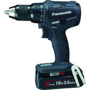 Panasonic 充電振動ドリルドライバー 18V 3.0Ah 1台