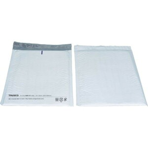 TRUSCO クッション封筒 クラフト紙 200×280mm 10枚入パック 1袋