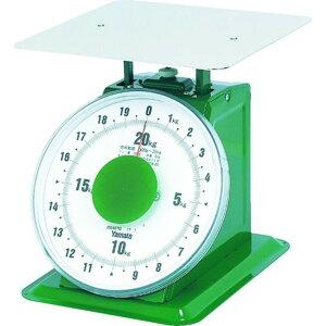 ヤマト 大型上皿はかり SDX−20(20kg) 1台