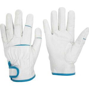 ミドリ安全 女性用革手袋 MT−550 Mサイズ 1双 (MT-550-M)