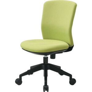 アイリスチトセ 回転椅子 HG1000 本体 ライムグリーン 1脚