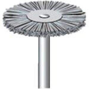 ナカニシ ダイヤ入りナイロンブラシ #600 外径23×軸径3×軸長44 1PK