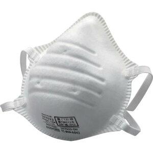 ミドリ安全 使い捨て式防塵マスク SH7022 サイドフック式 20枚 1箱