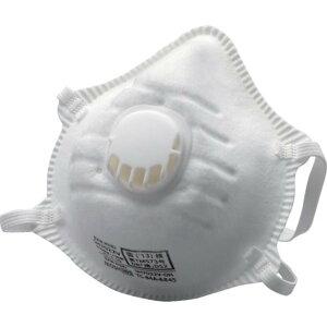 ミドリ安全 使い捨て式防塵マスク SH7022V オーバーヘッド式 10枚 1箱