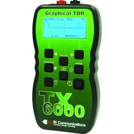 グッドマン TDRケーブル測長機TX6000 1台 (TX6000)