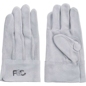 富士グローブ 牛床革手袋 #60FGC 1双 (1701)