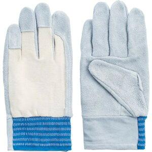 富士グローブ 牛床革手袋 #12 M 1双 (1202)
