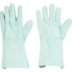 トワロン 牛床革手袋 108−A半長 (10双入) 1袋 (108A-L)