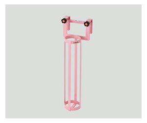 酸素ボンベラック(ベッド用)ピンク BB-P 1個