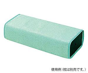 枕カバー(タオル生地) グリーン 340×460mm 1枚