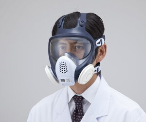 防塵マスク DR185L4N-1(M) 1個