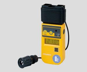 酸素濃度計(投げ込み式) 5m(本体巻取式) XO-326sA 1台