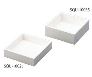 アルミナ95るつぼ(角型) 220mL SQU-10035 1個