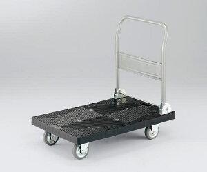 静音樹脂台車 耐荷重300kg 900×600×880 SPC300 1台