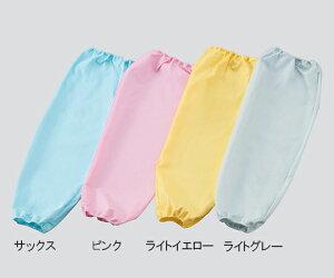 無縫製アームカバー(PUラミネート生地) ピンク 20枚入 RA-16-P 1袋(20枚入)