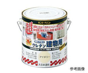 水性多目的塗料 水性つやありウレタン建物用 グレー0.7 1缶