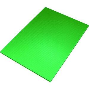 住化 プラダン サンプライHP40060 910×910ライトグリーン 1枚