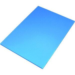 住化 プラダン サンプライHP30050 3×6板ライトブルー 1枚