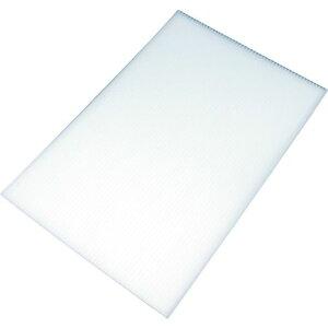 住化 プラダン サンプライHP40060 910×910ホワイト 1枚