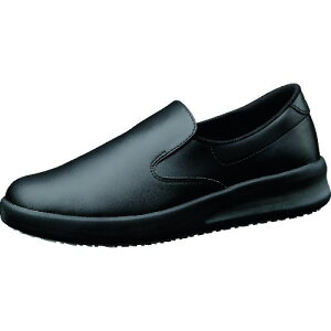 ミドリ安全 超耐滑作業靴 ハイグリップ・ザ・フォース NHF−700 ブラック 26.0cm 1足