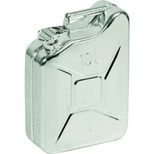GELG ガソリン携行缶 10L ジェリカン ステンレス 1缶