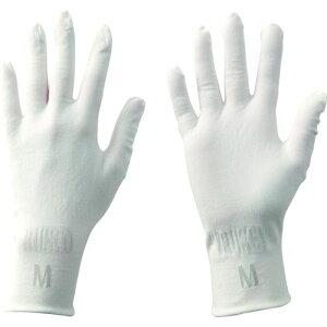 TRUSCO 縫い目がないフィットスムス手袋 Lサイズ (10双入) 1袋 (MSM-L)