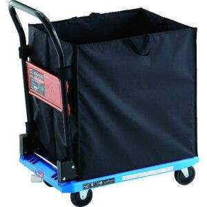 TRUSCO 樹脂台車 カルティオ CHBAハンドトラックボックス付 ブルー 1台 (MPK720B-CHBA)