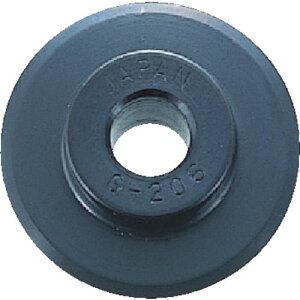 TRUSCO チューブカッター替刃 銅管用 GFC−325用 1枚